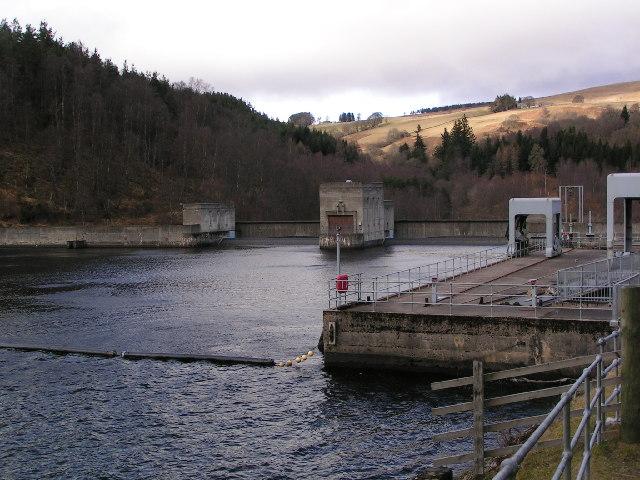 Clunie Dam