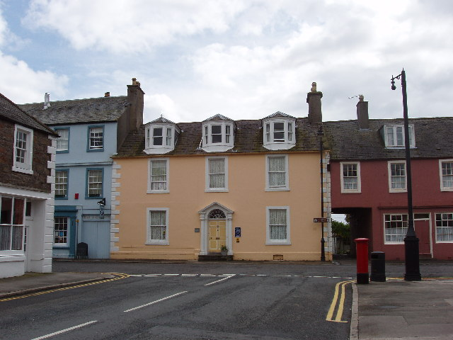 High Street, Kirkcudbright
