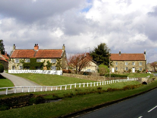 Hutton-le-Hole Village