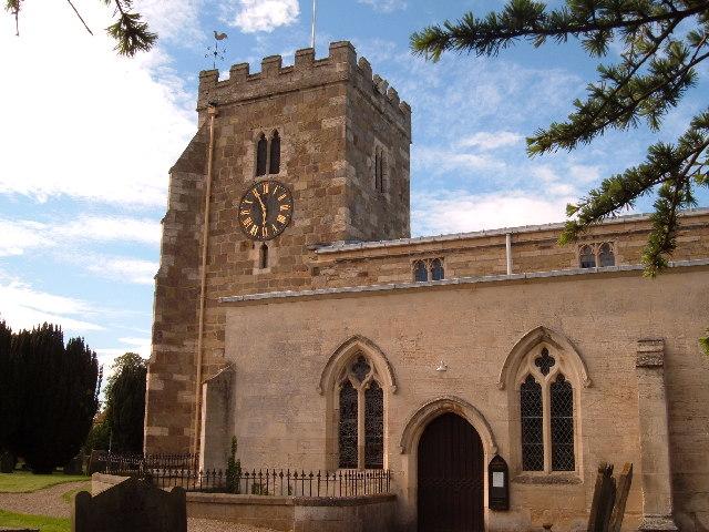 Aldborough Church