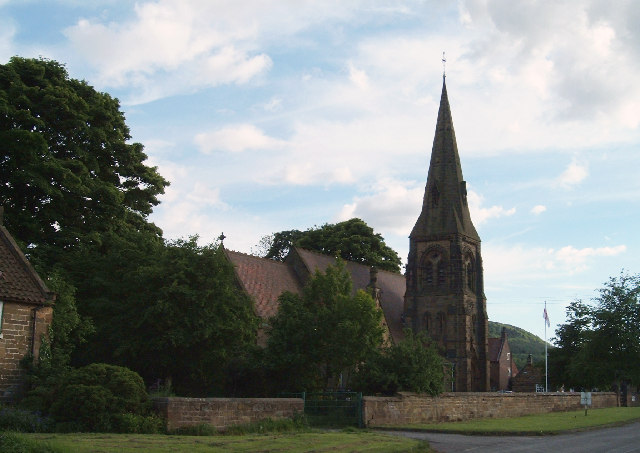 Swainby Church