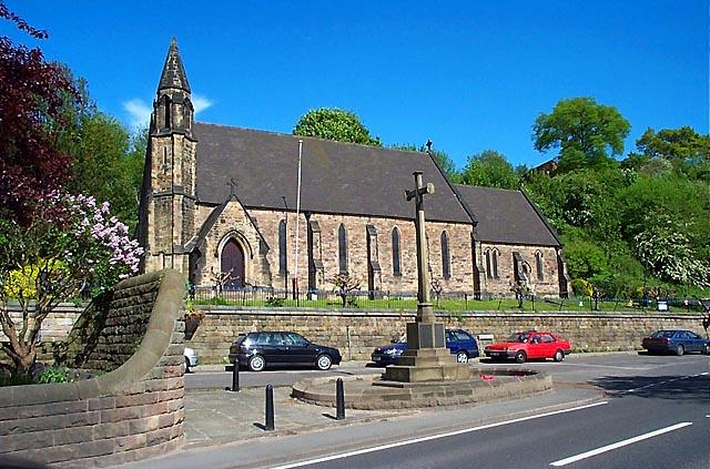 Holy Trinity Church & War Memorial, Milford