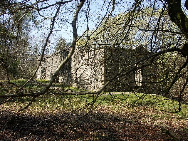 Dunstaffnage Chapel