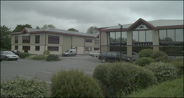 Linhay Business Park Ashburton