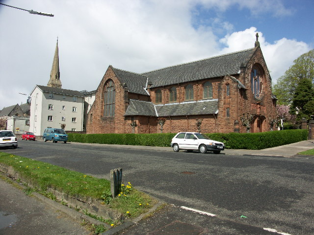 St Joseph's Church (RC) Helensburgh