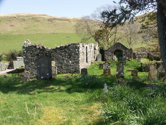 Old Parish Church, Kilbride