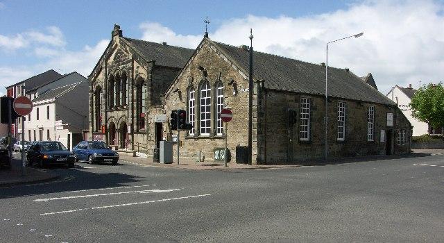 Irvine Baptist Church