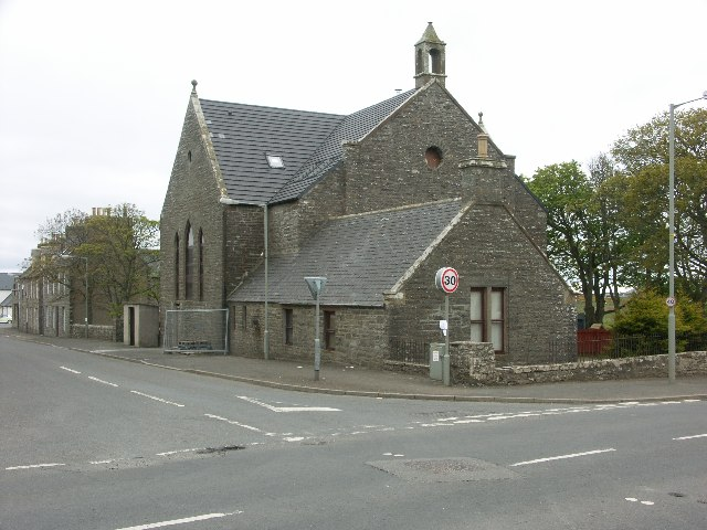 Lybster old Free Church