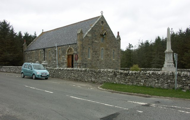 Thrumster Parish Church
