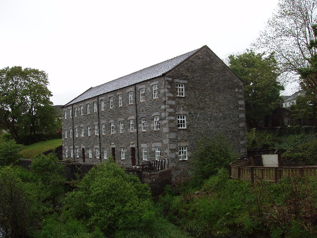 Mill, Gatehouse on Fleet, museum and visitor centre