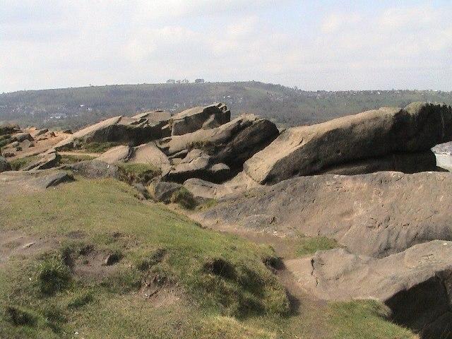 Black Rocks, Cromford