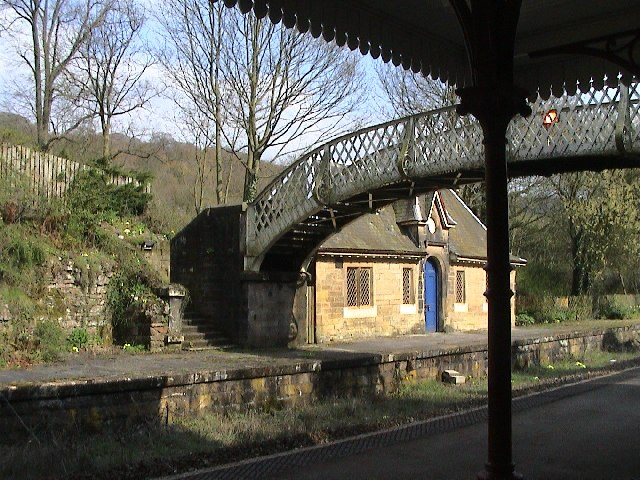 Cromford Station