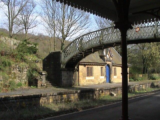 Cromford Station