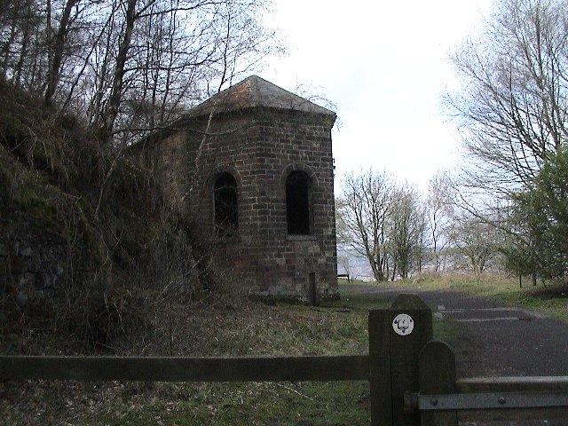 Old Winding House, Cromford