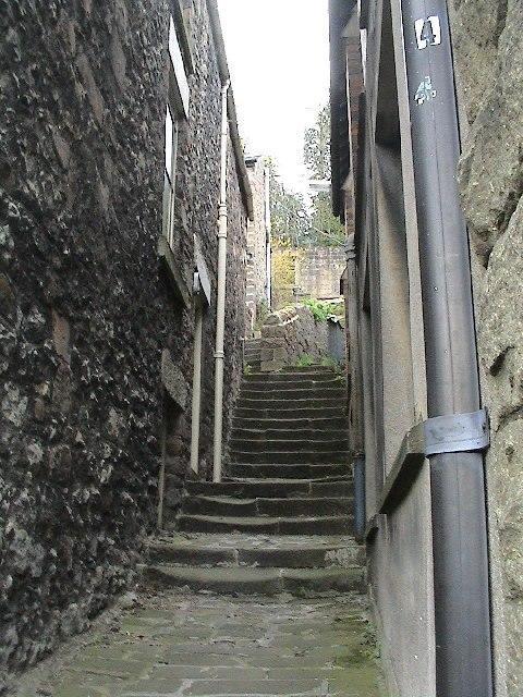 Steps, Cromford