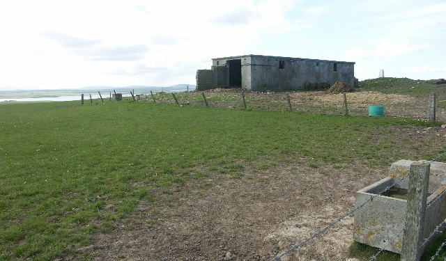 Deerness WWII Chain Home Low radar station