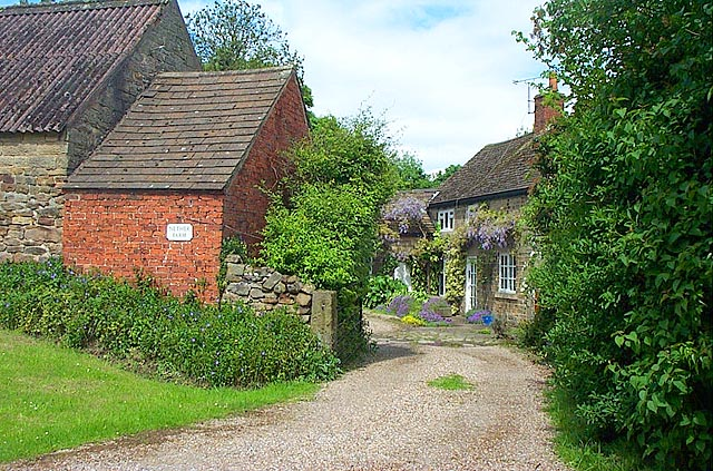 Nether Farm, Brackenfield