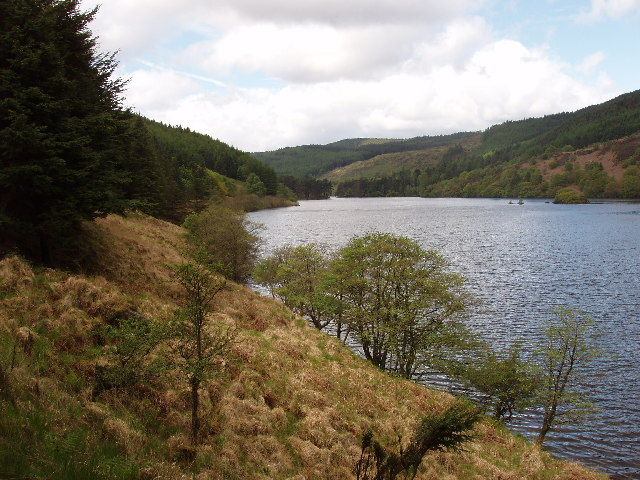 Site of Battle of Glen Trool, 1307