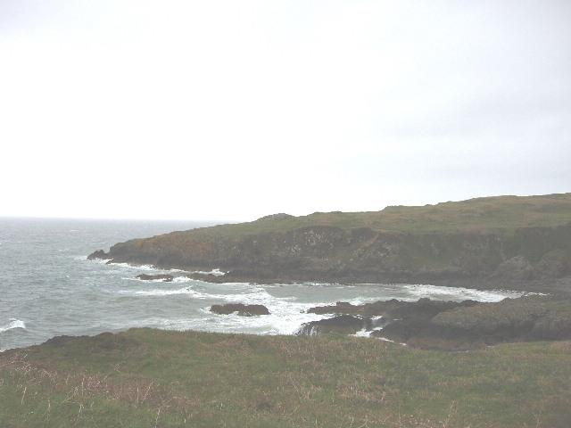 Across Port Kale to Catebraid, near Portpatrick