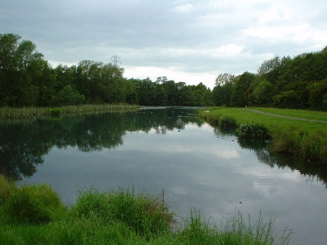 Stoneydelph Lake, Tamworth