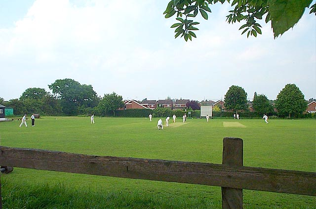 Recreation Ground, West Hallam