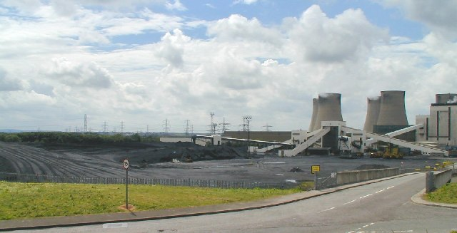 Coal Reserves at Ratcliffe Power Station