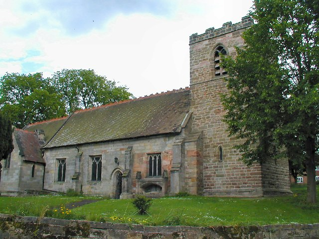 Thrumpton Church