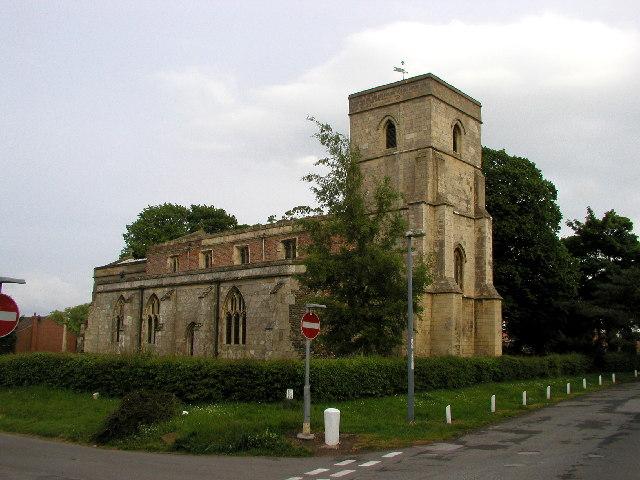 Keyingham Church