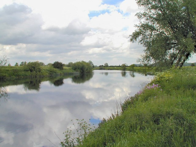 River Trent at Thrumpton