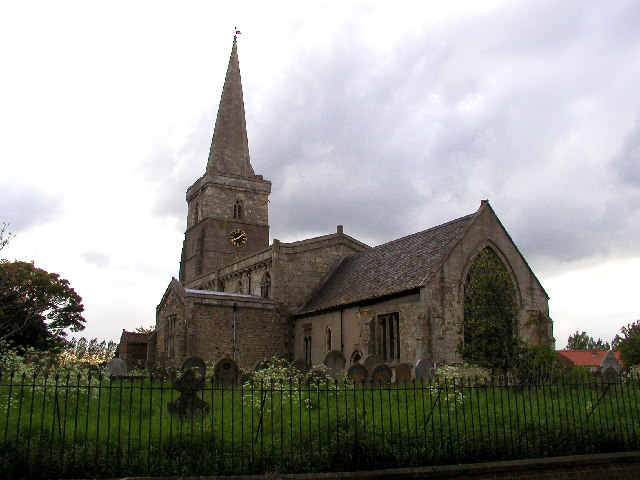 Ottringham Church