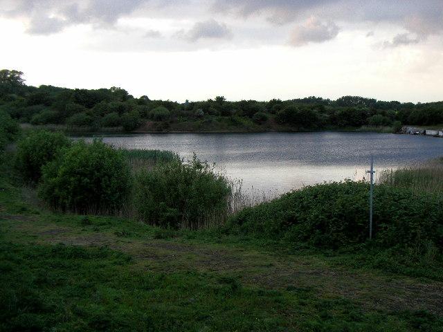 Keyingham Ski Pond