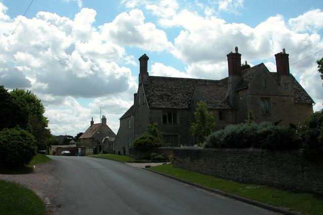 The Old Rectory, Stanton Fitzwarren.