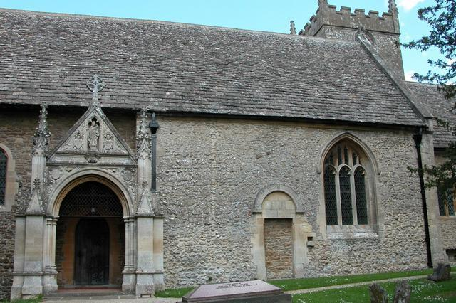 St Leonards church, Stanton Fitzwarren