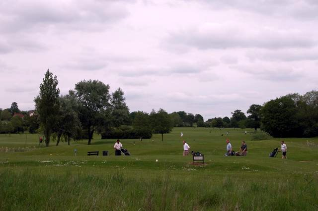 Broome Manor Golf Course, South Swindon.