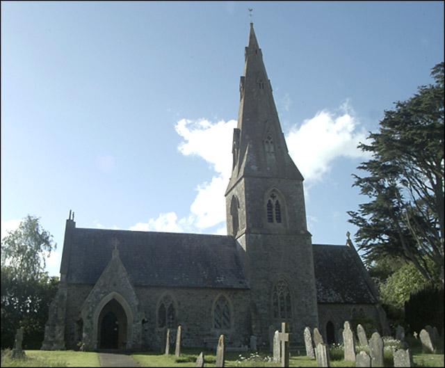 Landscove Church
