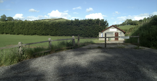 Asburton AFC football pitch and Changing rooms