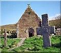Q4006 : Kilmalkedar Church by Benson Wills