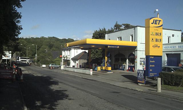 Dartington Garage and Post office