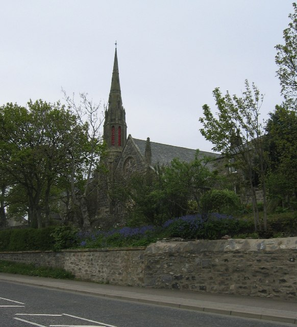 Fordyce Parish Church