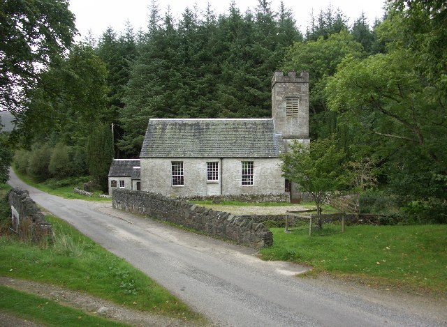 South Knapdale Parish Church, Achahoish, Argyll