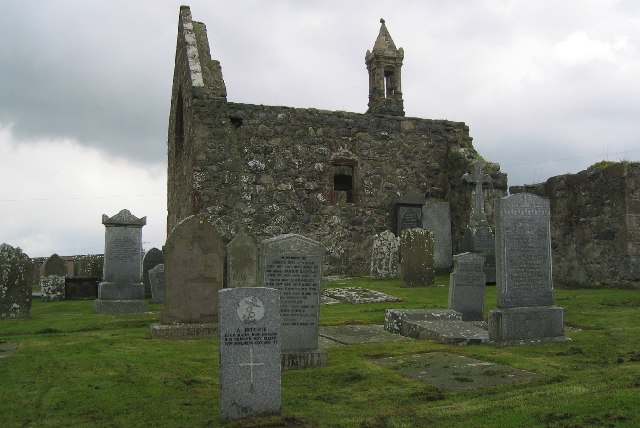 Old Pitsligo Parish Church near Rosehearty