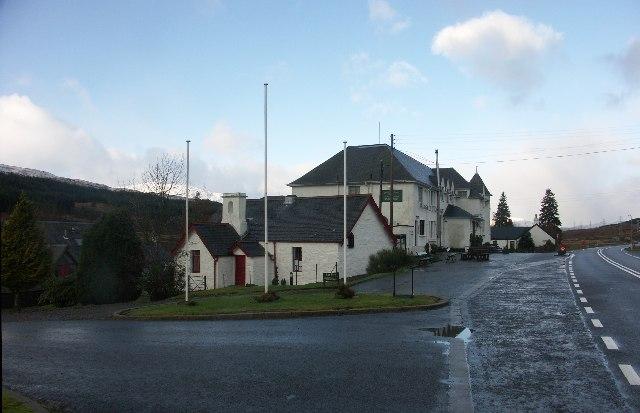 Strathfillan Parish Church Church of Scotland, Bridge of Orchy