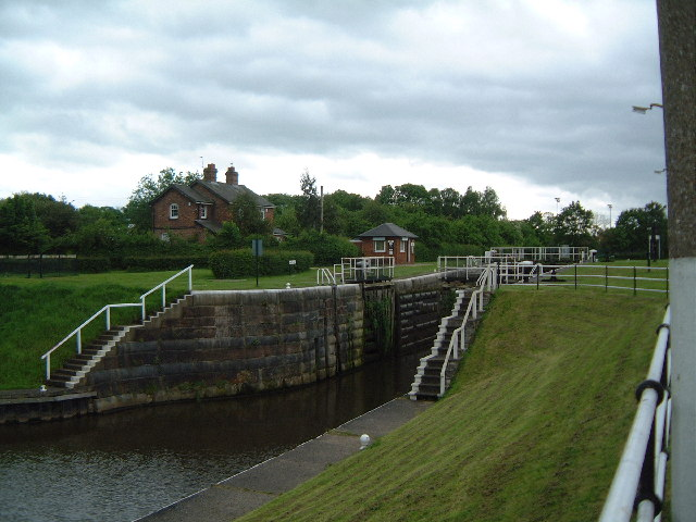 Hunts Lock