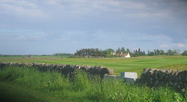 A St Andrews Bay golf course.