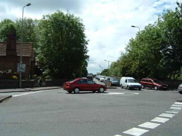 Ock Street Roundabout