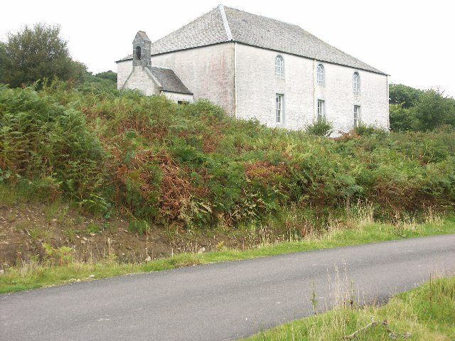 Kilberry Parish Church, Carse, Argyll
