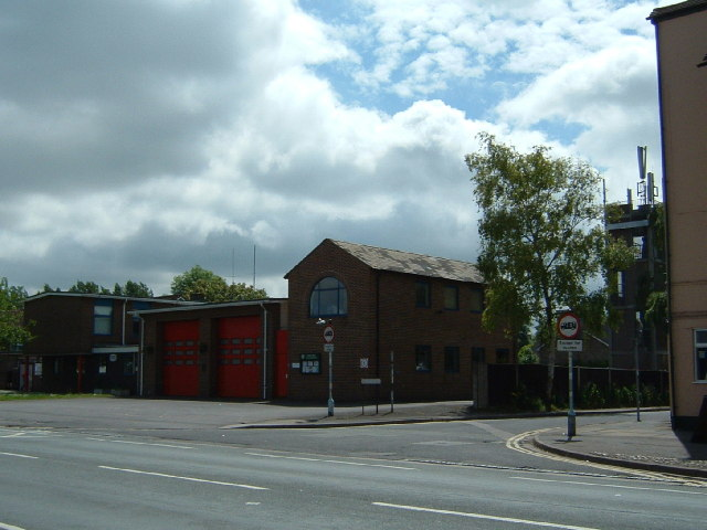 Abingdon Fire Station