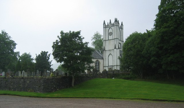 Glenorchy Church, Dalmally, Argyll