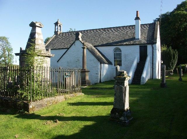 Kilchrenan Church, Argyll