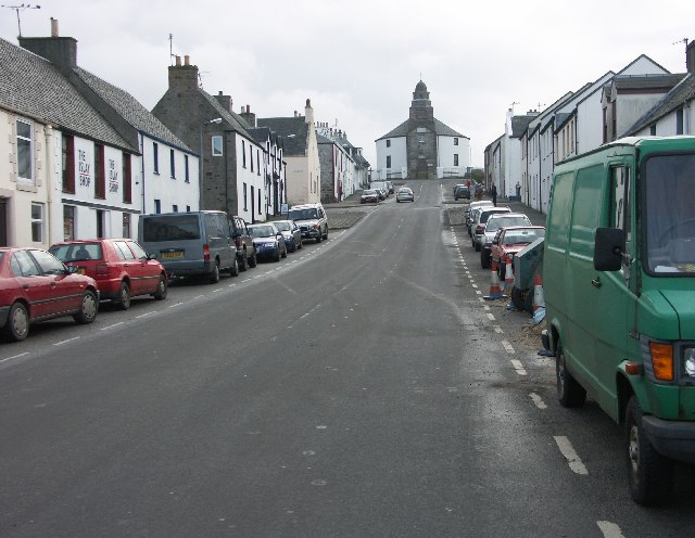 Kilarrow Parish Church, Bowmore, Islay